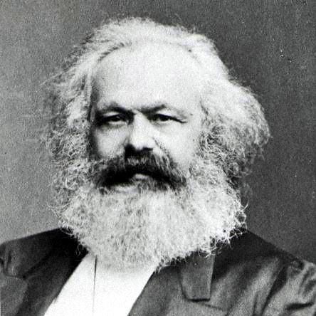 Karl Marx (Google Image Search)