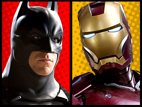 Batman and Iron Man (mtv.com)