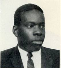 Young Clarence Thomas