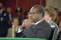 Clarence Thomas in Court