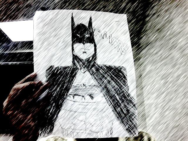 BATMAN (I drew it)