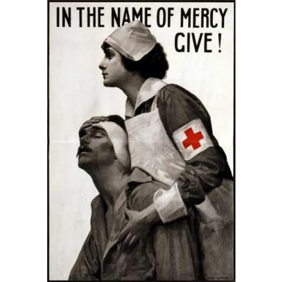 The angel of mercy