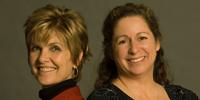 Gini Reticker and Abigail Disney  (pbs.org)
