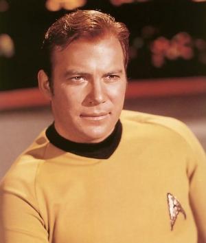 Similar to Captain Kirk