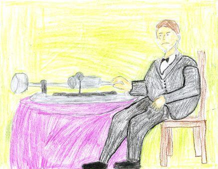 Thomas Edison | MY HERO