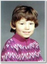 Shania Twain as a child ((http://www.shaniatwainbiography.com))