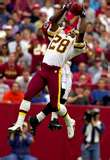 Darrell Green making an interception. (sportsillustrated.com)