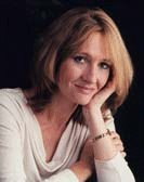 J.K. Rowling, author<br> (http://bloghogwarts.com/wp-content/uploads/2007/10/jkrowling.jpg)