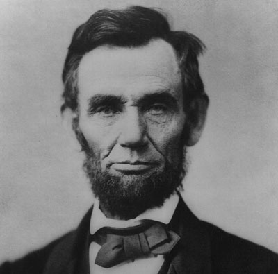 Abraham Lincoln (http://www.leader1ship.com/wp-content/uploads/2007/12/abraham-lincoln-picture.jpg)