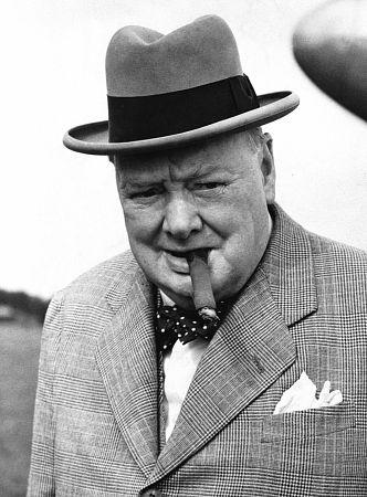 Sir Winston Churchill (googleimages)