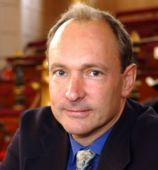 <a href=http://www.w3.org/People/Berners-Lee/Kids.html>Tim Berners-Lee</a>