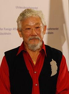 David Suzuki (wikipedia ())