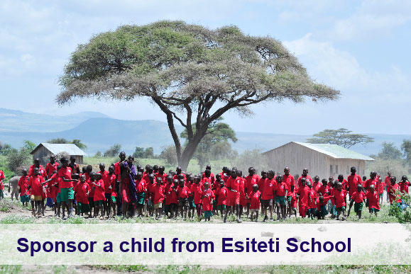 Maasai Students of Esiteti School (askenya.org ())