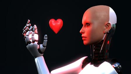 Robot Love by Rosalind Picard and Matt Gray (Media.Mit.Edu)
