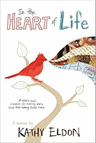 Cover for her book IN THE HEART OF LIFE (Kathy Eldon ())