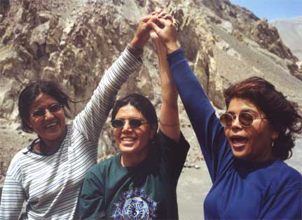 The Three Sisters (Empowering Women of Nepal ())