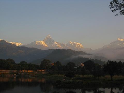 Pohhara Nepal (EWN ())
