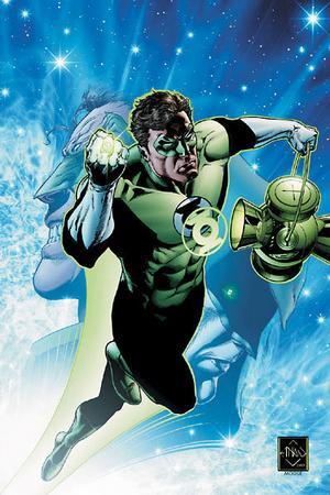 Hal Jordan - 2814 (http://dc.wikia.com/wiki/Green_Lantern_(Hal_Jordan) (Ethan Van Sciver))