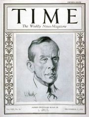 Sloan on cover of Time magazine (https://en.wikipedia.org/wiki/Alfred_P._Sloan)