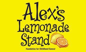 Alex's Lemonade Stand Logo ( gofrogo.com)