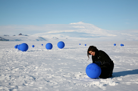 Lita Albuquerque - Antarctica ( (Lita Albuquerque Studio))