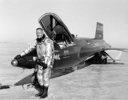 Armstrong as a test pilot (http://www.sciencephoto.com/media/335136/enlarge ())