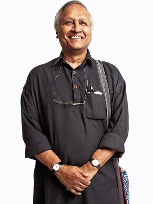 Sanjit 'Bunker' Roy (TIME)
