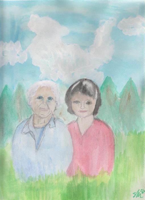 Jim and Jamie Dutcher (by Sarah)