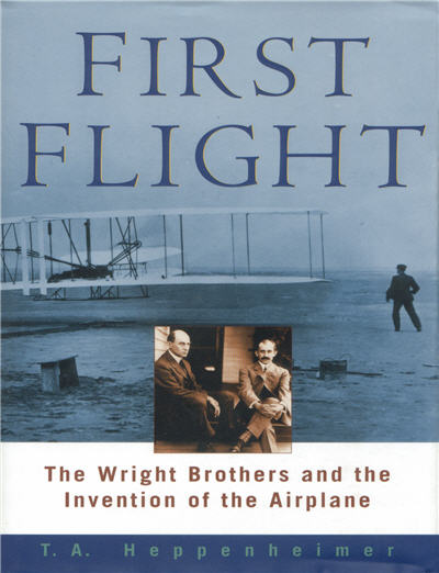 kudos for the wright brothers for the gift of flight Wright brothers their flight at kitty hawk made history their father returned home one evening with a gift that he tossed into the air.