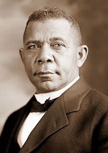 (Booker T. Washington )