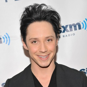 Johnny Weir  (New York Post (WIREIMAGE XM radio))