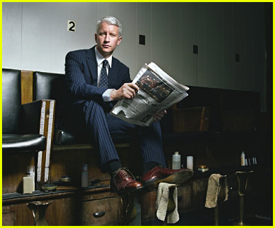 Anderson Cooper (http://collegecandy.com/tag/cnn/ )