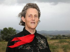 Temple Grandin (http://www.publicbroadcasting.net/kuer/news.newsmain?action=article&ARTICLE_ID=1872270 (Rosalie Winard))