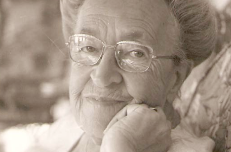 Corrie ten Boom (http://www.photosforsouls.com/the-hiding-place.html))