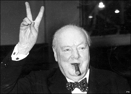 Winston Churchill showing him love for peace (http://www.winstonchurchill-quotes.com/sayings/europe/ (Unknown.))