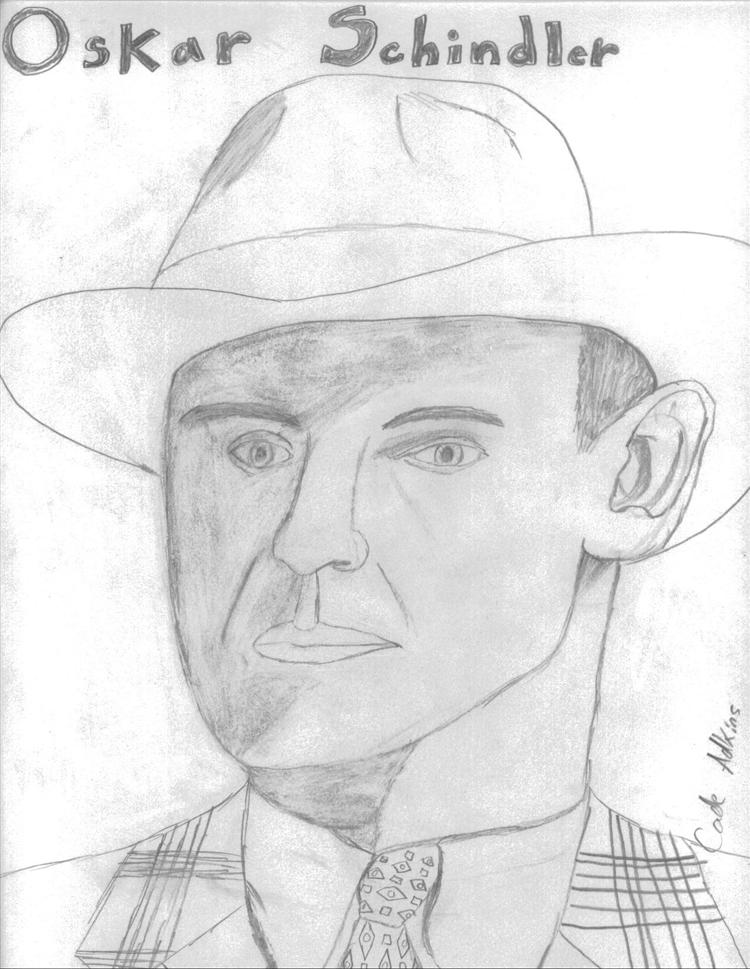 oskar schindler my hero oskar schindler by cade from jasper