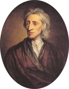 Portrait of John Locke in his later years (Stanford ())