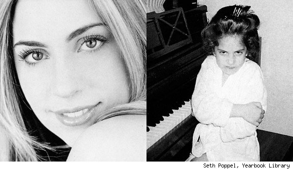 Lady Gaga as a child and teen (Dailypostal.com ())