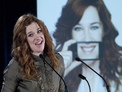 Clara speaking out about Depression (www.google.com/images/clara-hughes.html ())