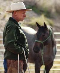 Buck Brannaman (http://therealmissmck.blogspot.com/)
