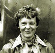 Amelia Earhart (http://flywithamelia.wordpress.com/ ())