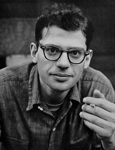 Young Allen Ginsberg (boppin.com)