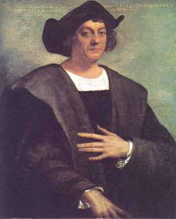 Christopher Columbus | MY HERO