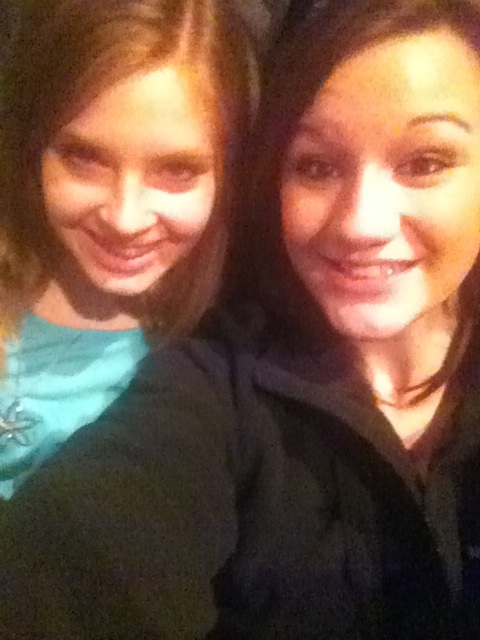 Abbi and Me at the Movies!