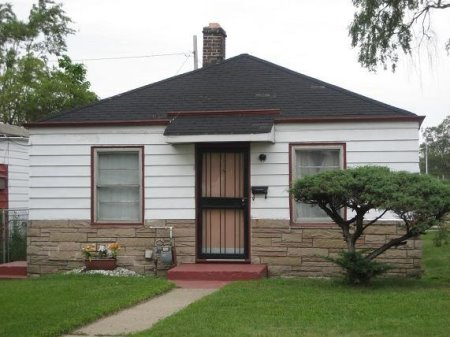 (Michael Jackson's Childhood Home on 2300 Jackson Street in Gary, Indiana. (The Michael Jackson Fan Club)