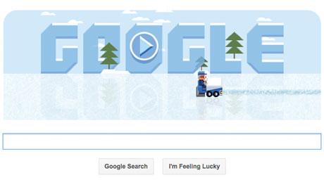 Google tribute to Zamboni