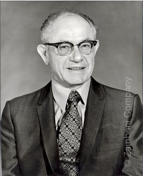 Frank Zamboni (Zamboni Company)