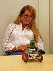 Kati Lepisto (http://wiki.cogain.org/index.php/Visiting_Kati)