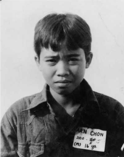 Arn as a young boy ((patriciamccormick.com)