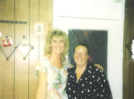Gillian Compo (on the left)